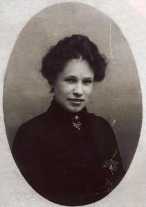Анна Ганзен